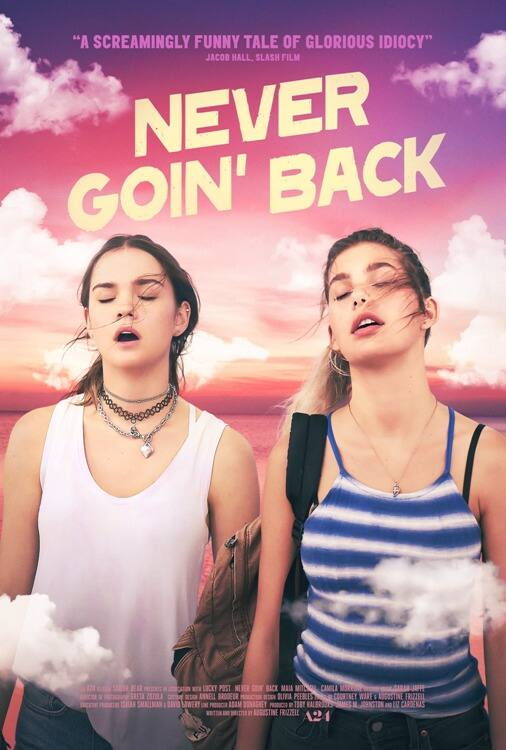 Never Goin' Back (Digital HD) $0.99 @ Amazon
