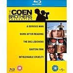 The Coen Brothers Collection (Region-Free Blu-ray)  $14