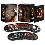 Halloween: The Complete Collection Limited Deluxe Edition (Blu-ray) $67.99 Shipped