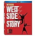 West Side Story (50th Anniversary Edition) (3 Discs) (Blu-ray/DVD) $5 @ Target