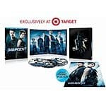 The Divergent Series: Insurgent – Target Exclusive 3-disc set (Blu-ray/DVD/Ultraviolet) + Fabric Poster + $5 Gift Card $17.99 @ Target