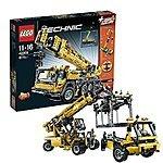 Great Deals On Lego Sets: LEGO Technic 42009: Mobile Crane Mk II $143.31 Shipped, LEGO Technic Cargo Plane Building Set $103 Shipped & More