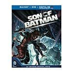 DC Animated Son of Batman (Blu-ray/DVD/Digital HD) $6.28 Shipped