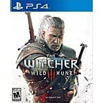 The Witcher: Wild Hunt (PlayStation 4 or Xbox One) $39.99 or $31.99 w/ GCU @ Best Buy 9/6-9/12