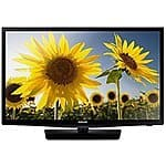 24-inch Samsung 720p 60Hz LED HDTV + Targus Bluetooth Speaker $82.98 Shipped