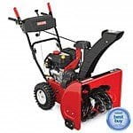 Craftsman 24-in. 208cc Dual-Stage Snowblower $599.99 Shipped @ Sears