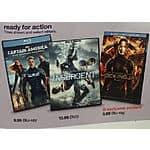 Captain America: The Winter Soldier [Blu-ray] $9.99 @ Target 10/11 - 10/17