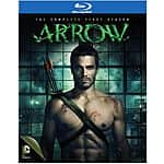 Arrow: The Complete First Season (Blu-ray) $9, The Complete Second Season (Blu-ray) $9.78 + SH