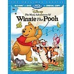 The Many Adventures of Winnie the Pooh (Blu-ray / DVD + Digital Copy) $12 @ Amazon