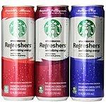 2x 12-oz. Starbucks Refreshers Beverages  $1.15 w/ Coupon & Target Cartwheel