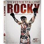 Rocky Heavyweight Collection 40th Anniversary Edition (Blu-ray) $18 Shipped