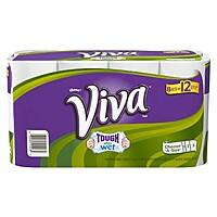 Target Deal: 16-Ct Giant Roll Viva Paper Towels + $5 Gift Card
