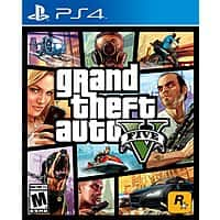 Target Deal: Grand Theft Auto V - (PlayStation 4, Xbox One) $39.99 @ Target 2/1-2/7