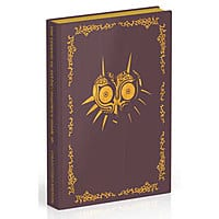 Amazon Deal: The Legend of Zelda Majora's Mask 3D: The Collector's Edition Hardcover Game Guide
