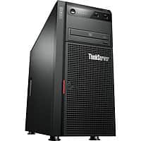 Amazon Deal: Lenovo ThinkServer TS440: Xeon E3-1245 3.30GHz, 4GB DDR3, 450W PSU