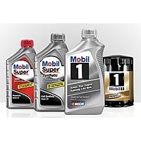 Walmart Deal: 5qt. Mobil 1 Full Synthetic Motor Oil: