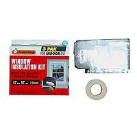 Kmart Deal: Frost King Weatherization Products: 3-Pack Shrink Window Kit or Clear PlasticTape