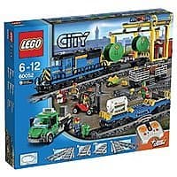 Amazon Deal: LEGO City 60052: Cargo Train $135.98 Shipped