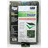 Home Depot Deal: UST 10'x12' Camouflage Tarp