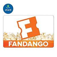 Sam's Club Deal: $50 Fandango Gift Card (Digital Delivery)