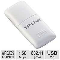 TigerDirect Deal: Free after Rebate Products: TP-Link TL-WN723N Wireless USB 2.0 Adapter
