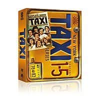 Amazon Deal: Taxi: The Complete Series (17-Disc DVD)