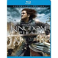Amazon Deal: Kingdom of Heaven: Ultimate Edition (Blu-ray) $5 @ Amazon