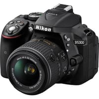 Adorama Deal: Nikon D5300 DSLR w/ 18-55mm f/3.5-5.6G VR II Lens (Refurbished)