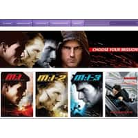Paramount Movies Deal: Mission Impossible Quadrilogy Ultraviolet HD (Digital Movie)