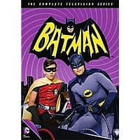 eBay Deal: Batman: the Complete Television Series DVD $12.83 Shipped & More