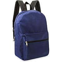 Walmart Deal: 16'' Front Pocket Basic Backpack (Various Colors)