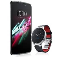 Alcatel OneTouch Deal: Alcatel OneTouch: 16GB Idol 3 Unlocked Smartphone + Smartwatch