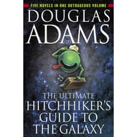 Google Play Deal: The Ultimate Hitchhiker's Guide to the Galaxy (Digital eBook Download)