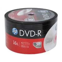 Newegg Deal: 50-Pack HP 4.7GB 16X DVD-R Disc