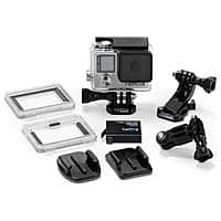 REI Deal: GoPro Hero4 Camera w/ Touch LCD Display (Silver) $318.99 + Tax Shipped @ REI
