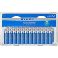 Best Buy Deal: 36-Pack Dynex Alkaline Batteries (AA or AAA)