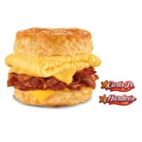 Carls Jr. Deal: Carl's Jr. or Hardees's Printable Coupon for Bacon, Egg and Cheese Biscuit