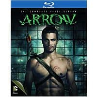 Deep Discount Deal: Arrow: The Complete First Season (Blu-ray) $9, The Complete Second Season (Blu-ray) $9.78 + SH