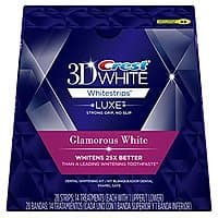 Amazon Deal: 14-Ct of Crest 3D White Whitestrips w/ Advanced Seal Technology