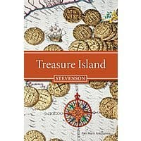 Amazon Deal: Treasure Island Book (Kindle e-Book & Audiobook)