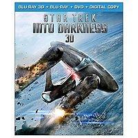 Prime Members: Star Trek Into Darkness (Blu-ray 3D + Blu-ray + DVD + Digital)