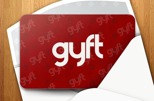Gyft.com Coupon: $5 Off Gift Card w/ $25 Gift Card Purchase