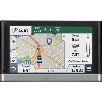 "Garmin nuvi 2598LMT HD 5"" GPS Navigator w/ Lifetime Maps & Traffic (Refurb)  $120 + Free Shipping"