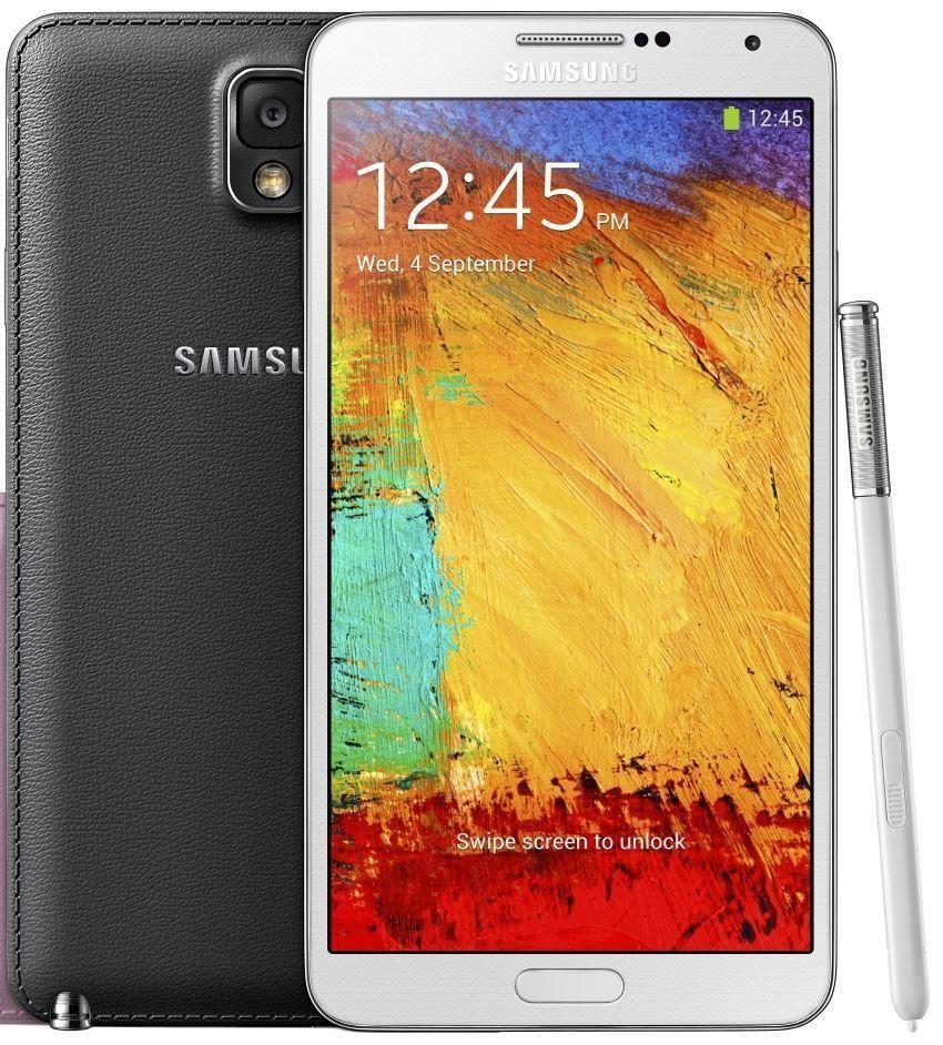 Verizon Samsung Galaxy Note 3 (MFG Refurb) Off Contract - $289