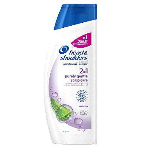 Head & Shoulders Dandruff Shampoo: 13.5oz Scalp Care 2-in-1 Shampoo + Conditioner  $1.55 & More + Free Shipping