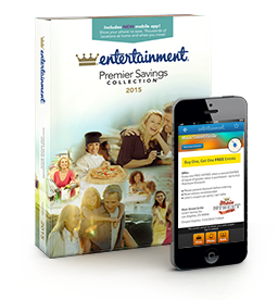 All Entertainment Books - $5 + Free Shipping