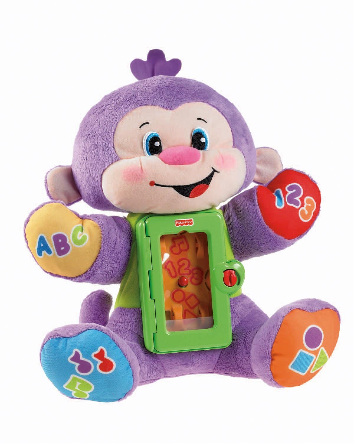 Fisher Price Store Sale: Up to 75% Off 75 Toys: Laugh & Learn Apptivity Monkey  $7.50 & More + Shipping