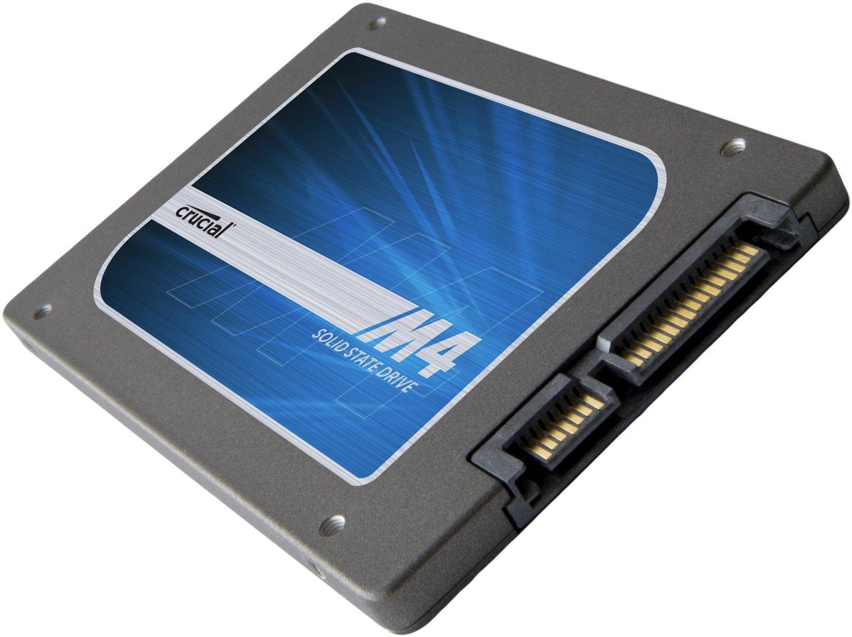 "Crucial M4 2.5"" MLC SSD (Recertified): 256GB $50, 128GB  $30 + Free Shipping"