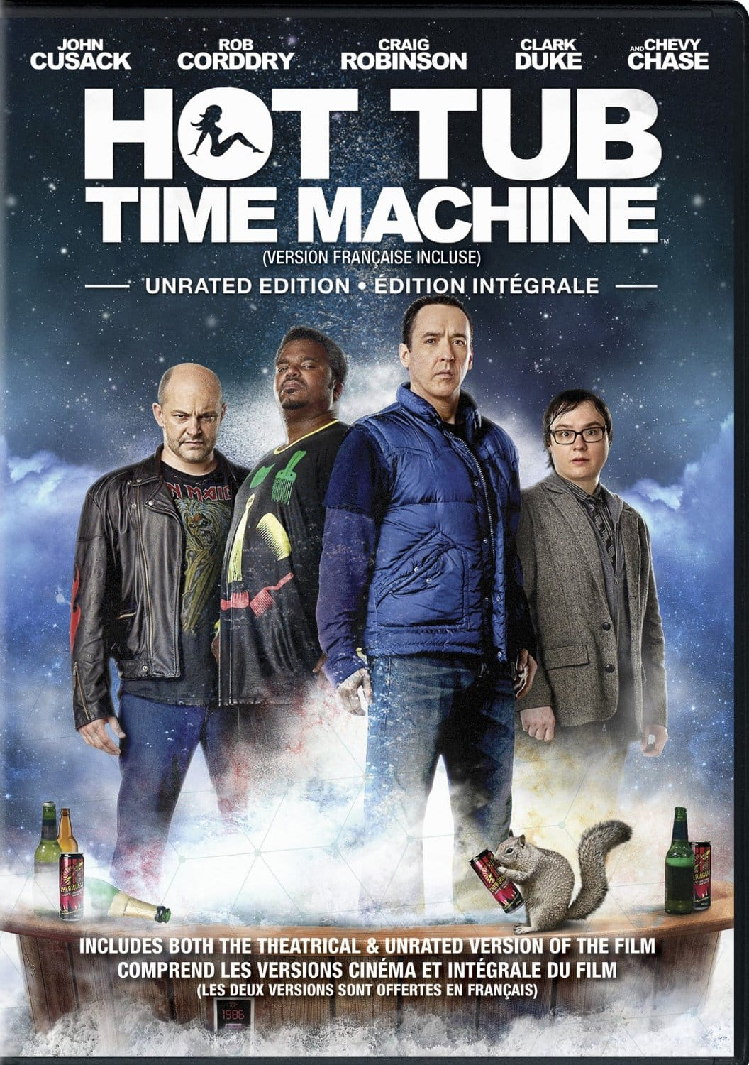 Hot Tub Time Machine (Unrated) - FREE Rental on Xbox Video (2/20-2/22)