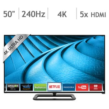 "Vizio 50"" 4K UHD TV P502ui-B1: $699 + F/S at Costco"